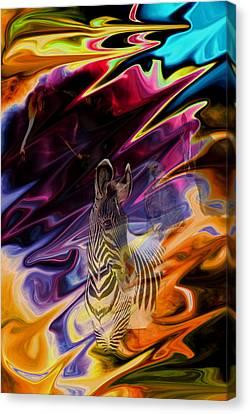 Wild Places Canvas Print by Aidan Moran