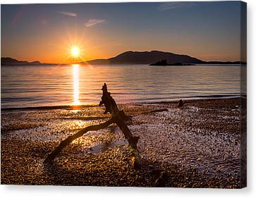 Wildcat Cove Canvas Print