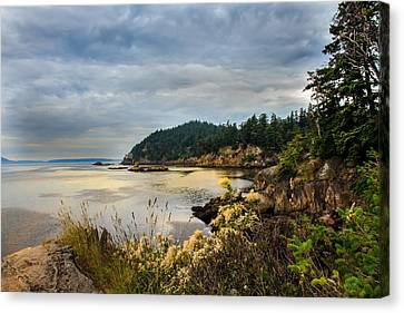 Wildcat Cove Canvas Print by Robert Bales