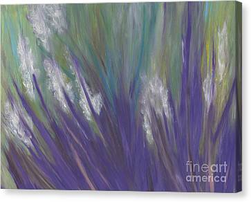 Wildflowers By Jrr Canvas Print by First Star Art