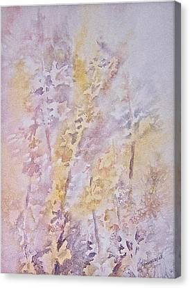 Wildflowers Canvas Print by Carolyn Rosenberger