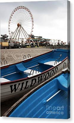 Wildwood Canvas Print by John Rizzuto