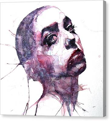 Emotive Canvas Print - Will You Still Love Me Tomorrow  by Paul Lovering
