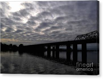 Willamette Star Canvas Print by Molly McPherson