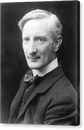 William Beveridge Canvas Print by Library Of Congress