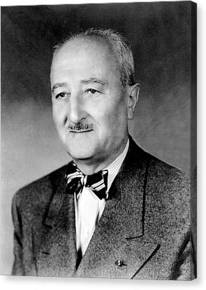 William Friedman Canvas Print by National Security Agency