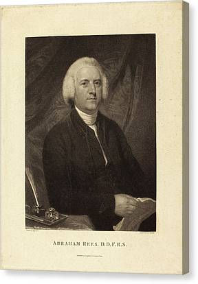 Opie Canvas Print - William Holl I After John Opie British, 1771 - 1838 by Quint Lox