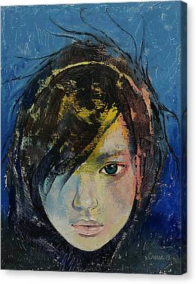 Willow Canvas Print by Michael Creese