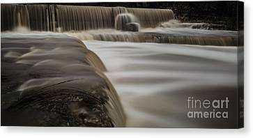 Wimberley Waterfall Canvas Print