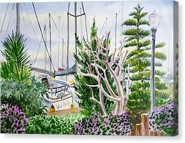 Wind Drifter  Canvas Print by Irina Sztukowski