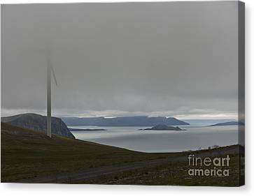 Wind Energy Canvas Print by Heiko Koehrer-Wagner