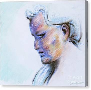 Wind Mother Canvas Print by Samantha Geernaert