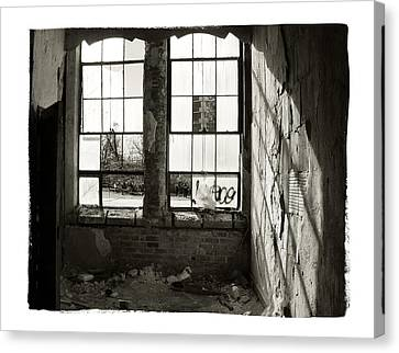 Window Light Canvas Print by Tanya Jacobson-Smith