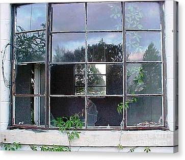 Window To Other Dimensions  Canvas Print by Robert Stagemyer