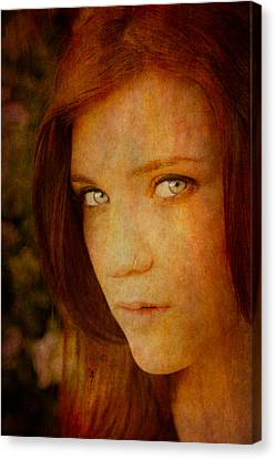Windows To The Soul Canvas Print by Loriental Photography