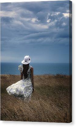 Windy Day Canvas Print by Joana Kruse