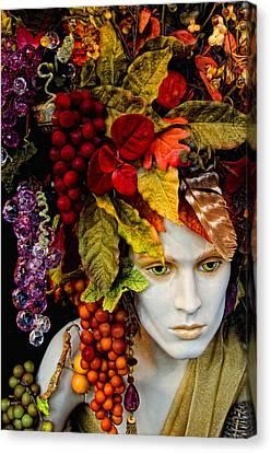 Wine Goddess Canvas Print by Boyd Alexander