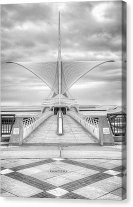 Entrances Canvas Print - Wing Span by Scott Norris