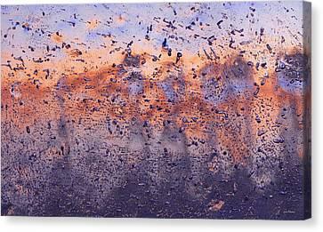 Winter Breeze Canvas Print by Sami Tiainen
