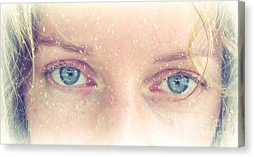 Eyes Canvas Print
