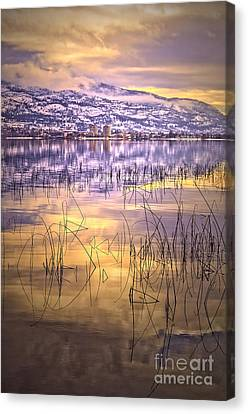 Winter Solstice 4 Canvas Print