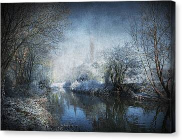 Winter Wonderland Canvas Print by Svetlana Sewell