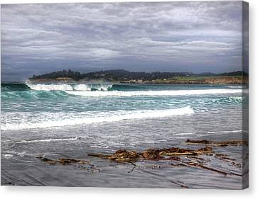 Wintertide  Canvas Print by Kandy Hurley