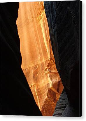 Wire Pass - Buckskin Wash 10 Canvas Print