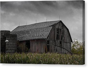 Wisconsin Barn Canvas Print