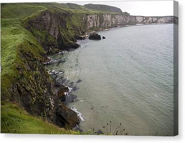 Mystical Landscape Canvas Print - Wishes From The Sea Northern Ireland by Betsy Knapp