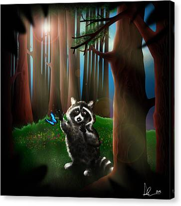 Wishing Upon A Dream Canvas Print