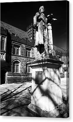 Witherspoon At Princeton Canvas Print by John Rizzuto