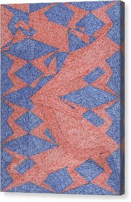 WM Canvas Print by William Burns