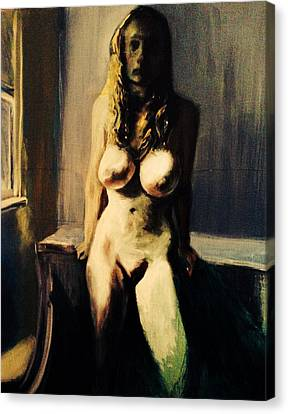 Woman-ation 2 Canvas Print