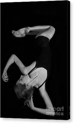 Erotic Dancer Canvas Print - Body by Jelena Jovanovic