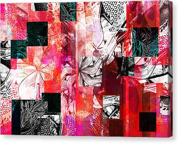 Women Canvas Print by Stacey Clarke