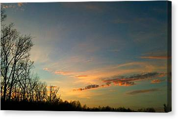 Canvas Print featuring the photograph Wonder by Linda Bailey