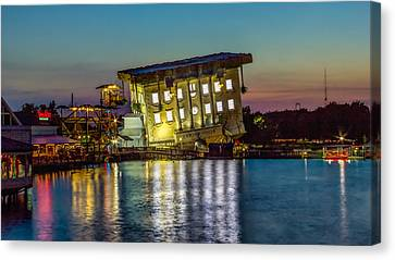 Canvas Print featuring the photograph Wonder by Rob Sellers