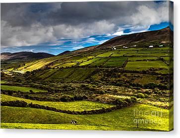 wonderful Ireland Canvas Print by Juergen Klust