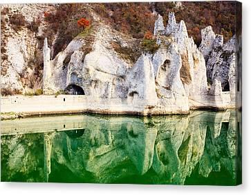 Wonderful Rocks Canvas Print by Evgeni Dinev