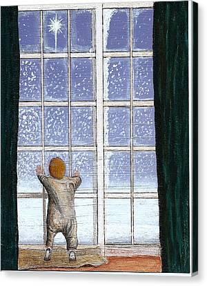 Wonderment Canvas Print by Dan Wagner