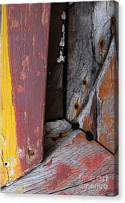 Wood Craft Canvas Print by Robert Riordan
