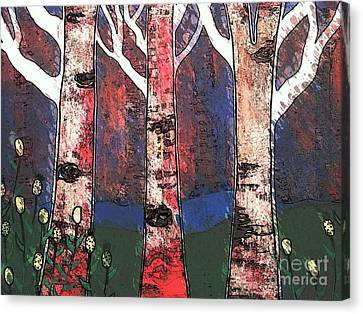 Woodlin Canvas Print by Amy Sorrell