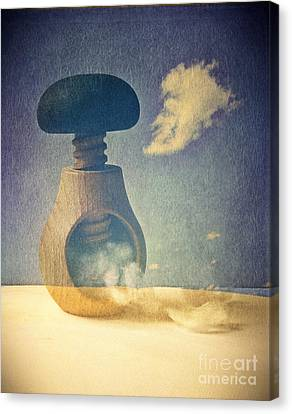 Workshop For Dreams Canvas Print