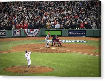 World Series Game Six 2 Canvas Print