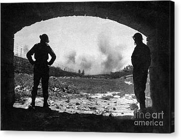 World War 2 Canvas Print