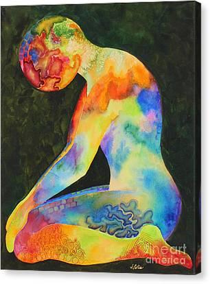 Wait Canvas Print by Shannan Peters