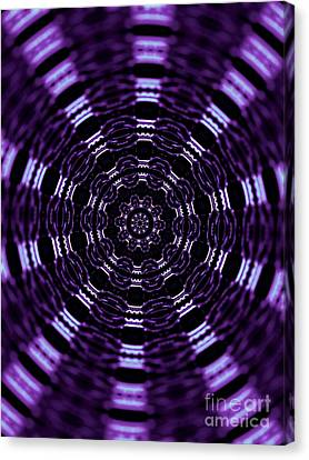 Wormhole Canvas Print by Robyn King