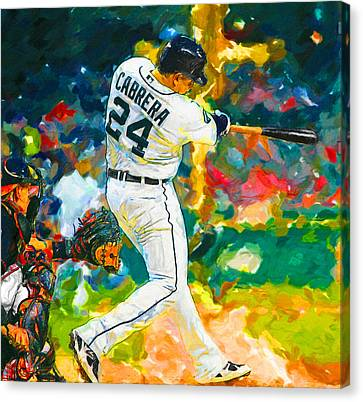 Wow Cabrera Canvas Print by John Farr