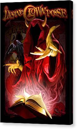 Wraith Dc Canvas Print by Tom Wood